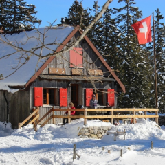 Cabane Rochefort